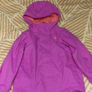 North face dry vent coat